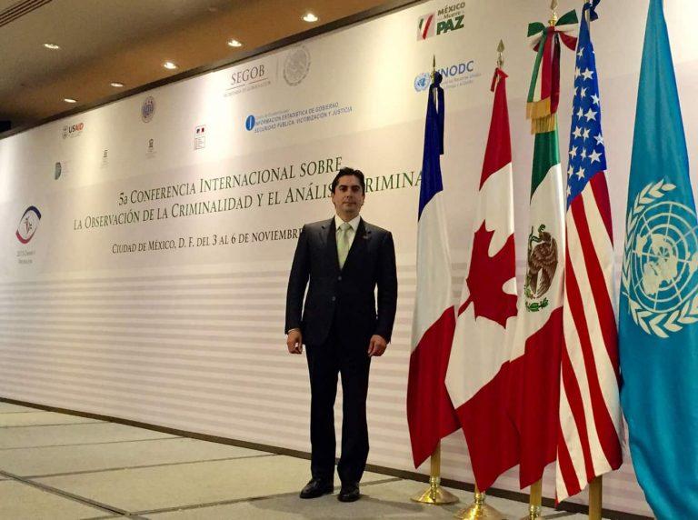 Carlos Requena | Abogado Penalista | 5a Conferencia Internacional sobre la Criminalidad 2015