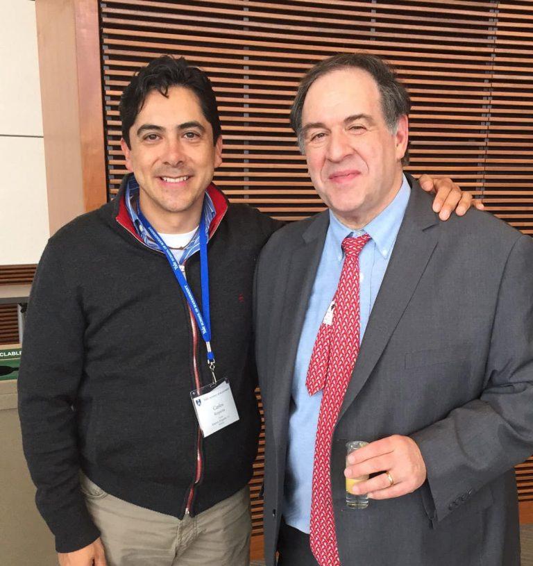 Carlos Requena | Abogado Penalista | con Jeffrey A. Sonnenfeld