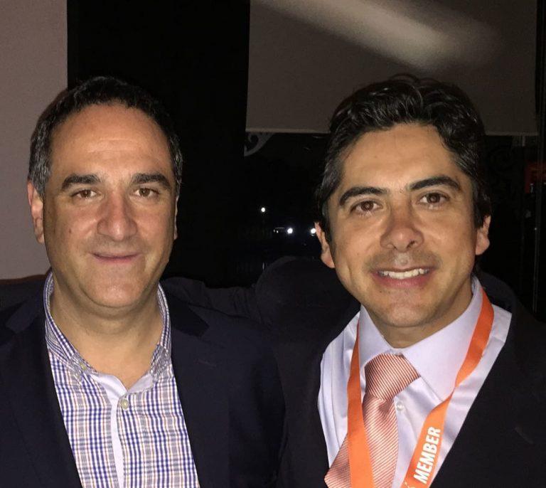 Carlos Requena | Abogado Penalista | con Nicolás Reyes Restrepo