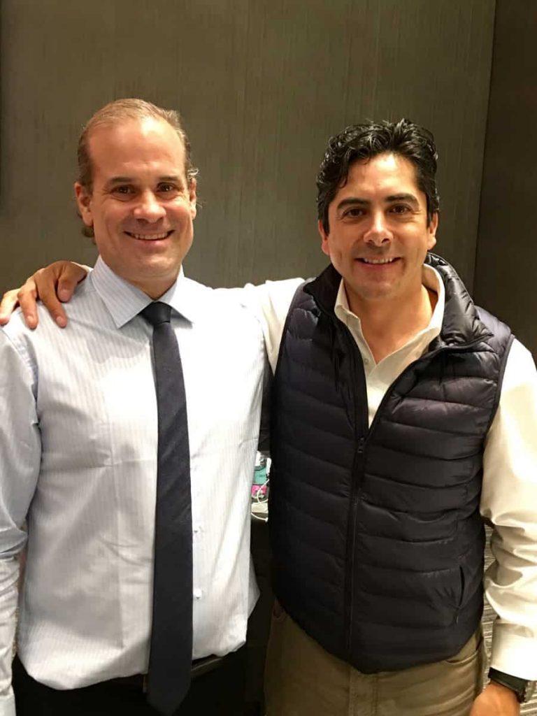 Carlos Requena | Abogado Penalista | con Chris-McCusker