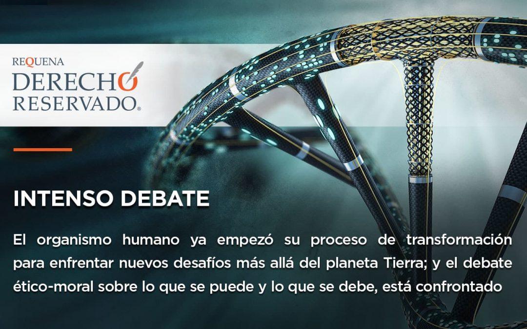 Intenso Debate | Derecho Reservado | Abogado Carlos Requena