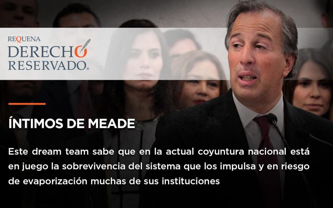 Intimos de Meade | Derecho Reservado | Abogado Carlos Requena