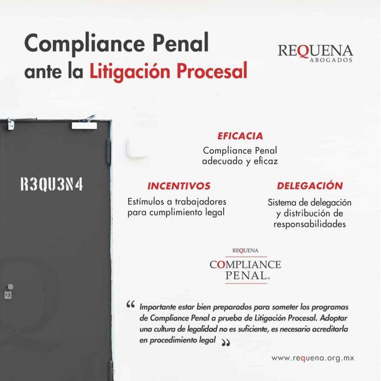 Litigación Procesal | Compliance Penal | Abogado Carlos Requena