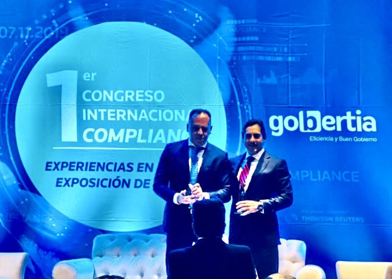 Primer Congreso Internacional Compliance - Abogado Carlos Requena