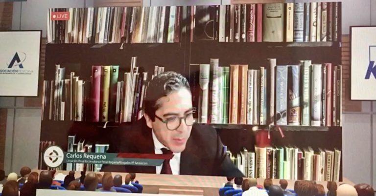 2º Congreso Internacional de Compliance 2020 - - Abogado Carlos Requena