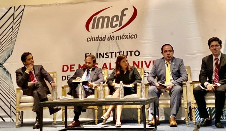 IMEF Evento - Abogado Carlos Requena